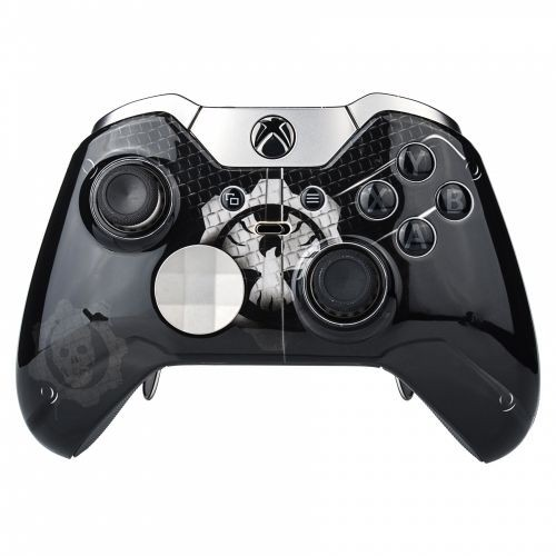 DARK KNIGHT Xbox One ELITE Rapid Fire Modded Controller 40 Mods For All Major Shooter Games