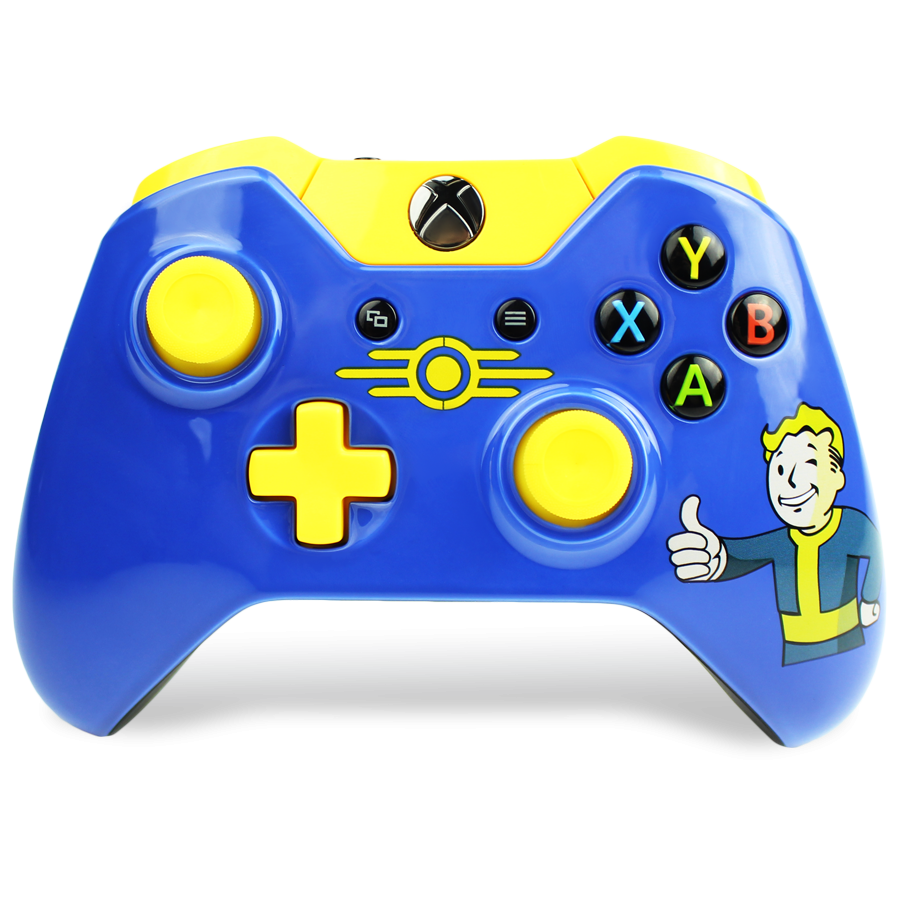 Fallout Xbox One Custom Modded Controller