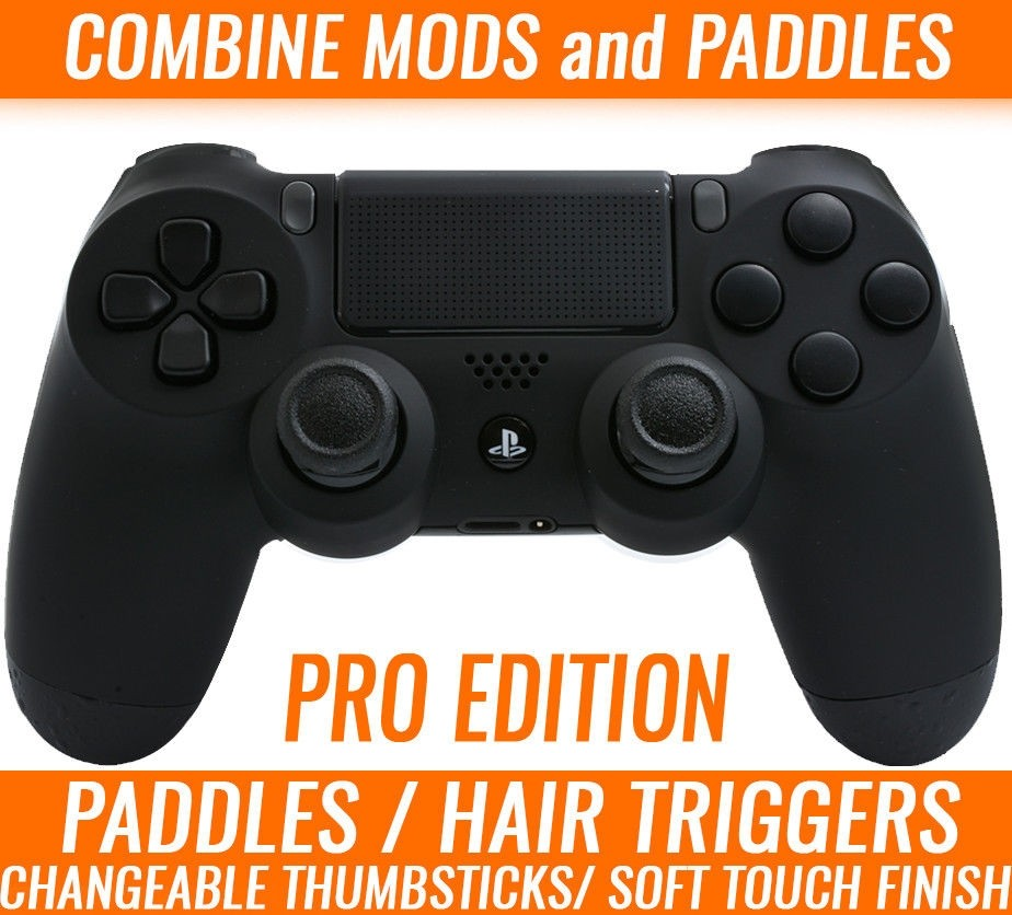"""""""PRO EDITION"""" PS4 CUSTOM MODDED CONTROLLER"""