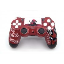 Deadpool Playstation 4 V2 (new version) Custom Modded Controller