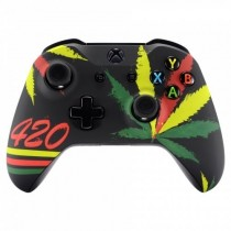 Soft Touch 420 Xbox One S Custom Modded Controller