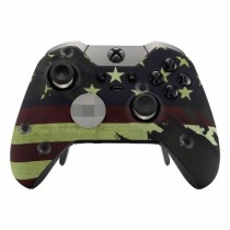 Military Xbox One ELITE Rapid Fire Modded Controller 40 Mods for All Major Shooter Games