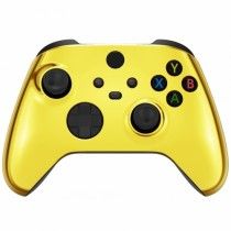 Smart Chrome Gold Xbox One X Rapid Fire Custom MODDED Controller