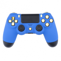 Soft Blue PS4 Custom Controller