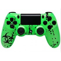 Toxic Green Playstation 4 Custom Controller