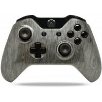 Brushed Silver Xbox One Custom Modded Controller