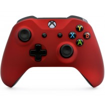 Soft Red Xbox One S Custom Modded Controller