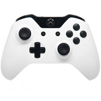 White/Black Xbox One Custom Modded Controller