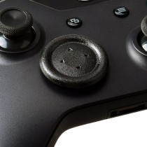 Xbox one Controller stick D-pad Flat Directional joystick Button Cap for XboxOne (Black)