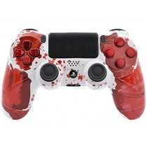 Bloody Hands Playstation 4 Custom Modded Controller