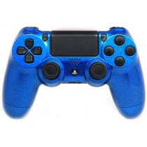 Candy Blue Playstation 4 Custom Modded Controller