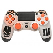 Zombie Playstation 4 Custom Controller