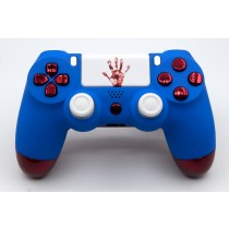 BLOODY HAND PS4 Custom Controller EXCLUSIVE DESIGN
