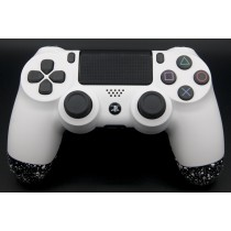 MZ White PS4 PRO Esports Controller with Remapping 4 Paddles