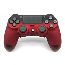 MZ Red PS4 PRO Esports Controller with Remapping 4 Paddles