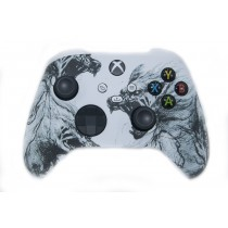 Smart Snow Wolves Xbox One X Rapid Fire Custom MODDED Controller