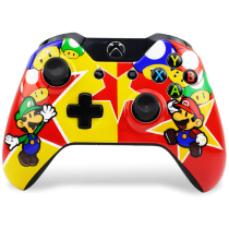 Mario Xbox One Custom Modded Controller