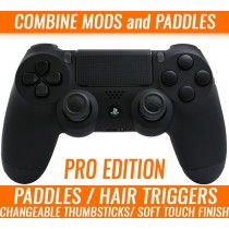 """PRO EDITION"" PS4 CUSTOM MODDED CONTROLLER"