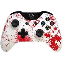 Blood Splatter Xbox One Custom Modded Controller