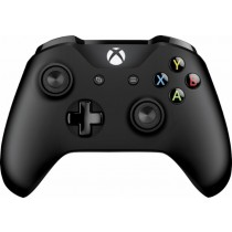 Xbox One S Black Custom Modded Controller